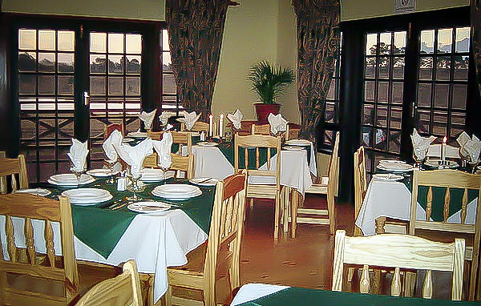 DINNER MENU - Conference Room and Restaurant