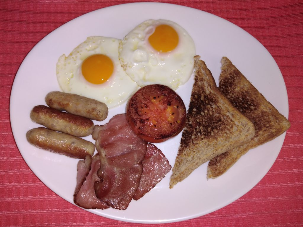 Large Breakfast R75