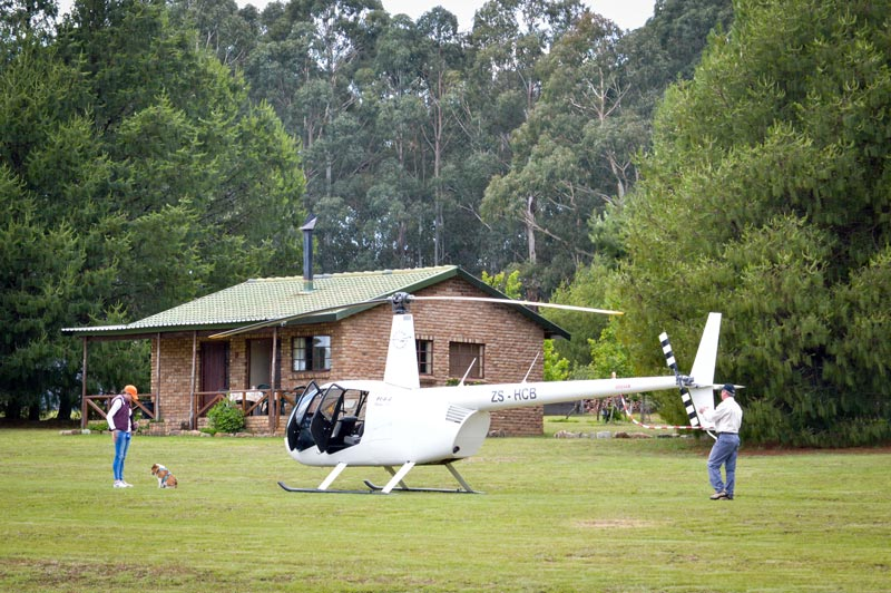 Dullstroom Lodge - Pet Friendly and Chopper Friendly