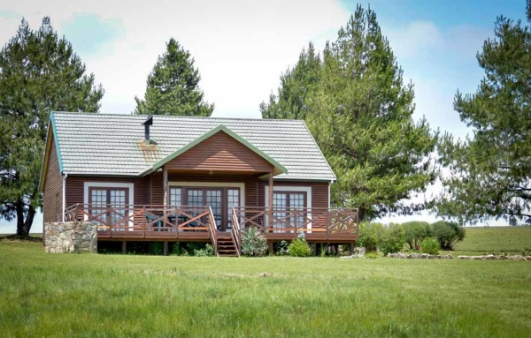 Greystone Lodge - 3 Bedroom Chalet