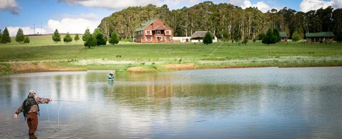 Greystone Lodge - Flyfishing
