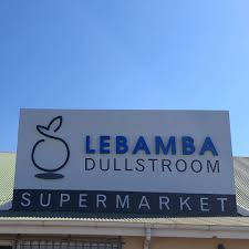 Lebamba - Grocery Store in Dullstroom
