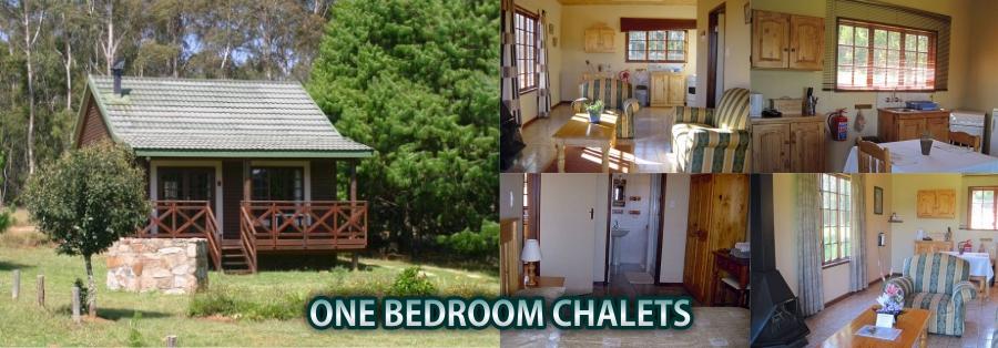 Greystone Lodge - Dullstroom Accommodation - One Bedroom Apartment